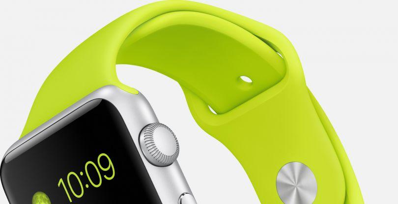 تعرّف على الساعة الذكية لآبل AppleWatch