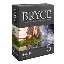 برنامج برايس Bryce لتصميم المناظر الطبيعية باحتراف