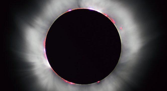 كسوف الشمس – Solar eclipse