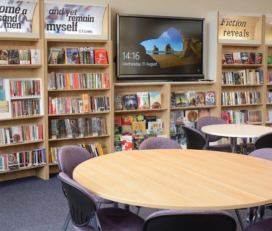 المكتبات المدرسية ودورها