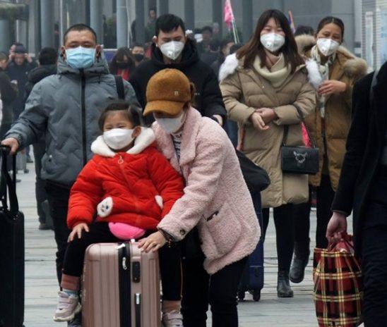 فيروس كورونا ووهان الجديد 武漢肺炎