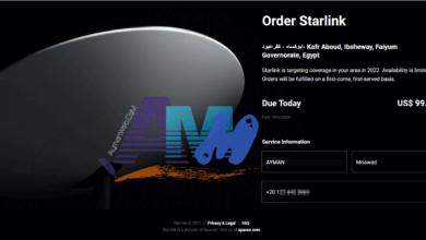 Photo of StarLink وثورة فريدة في الإنترنت الفضائي